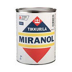 краска miranol tikkurila для лодок цена